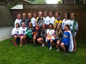 Very pity Ontario midget lacrosse